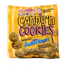 Bud's Best Bag Butterfinger cookie and candy